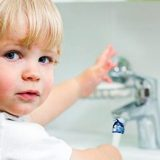 AquaClic zum noch mehr Wasser sparen, speziell bei Kindern