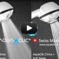 Youtube Video Unterschied zur Sparbrause Clima mit oder ohne Softspray