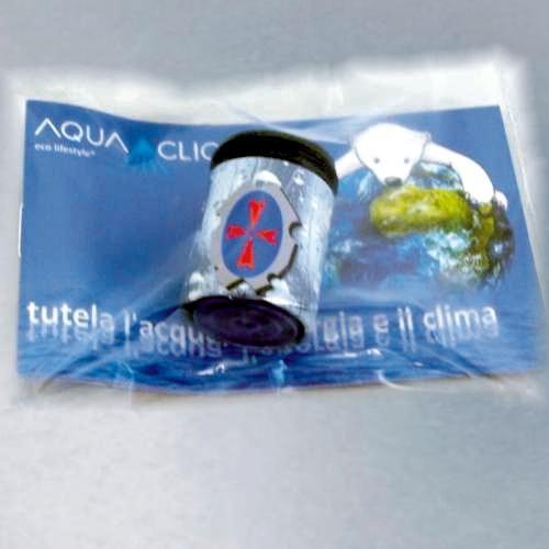 Minimalverpackung zum Wasser sparen