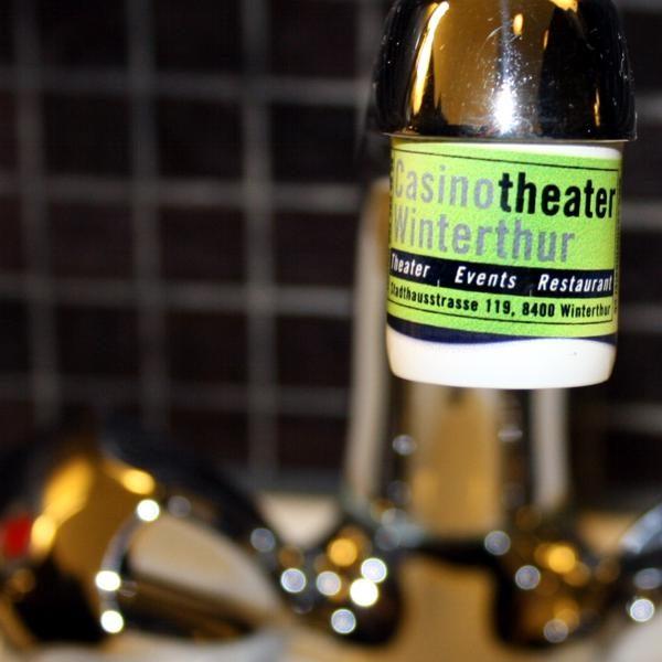 Casino Theater Winterthur mit AquaClic<sup>® zum Wassersparen