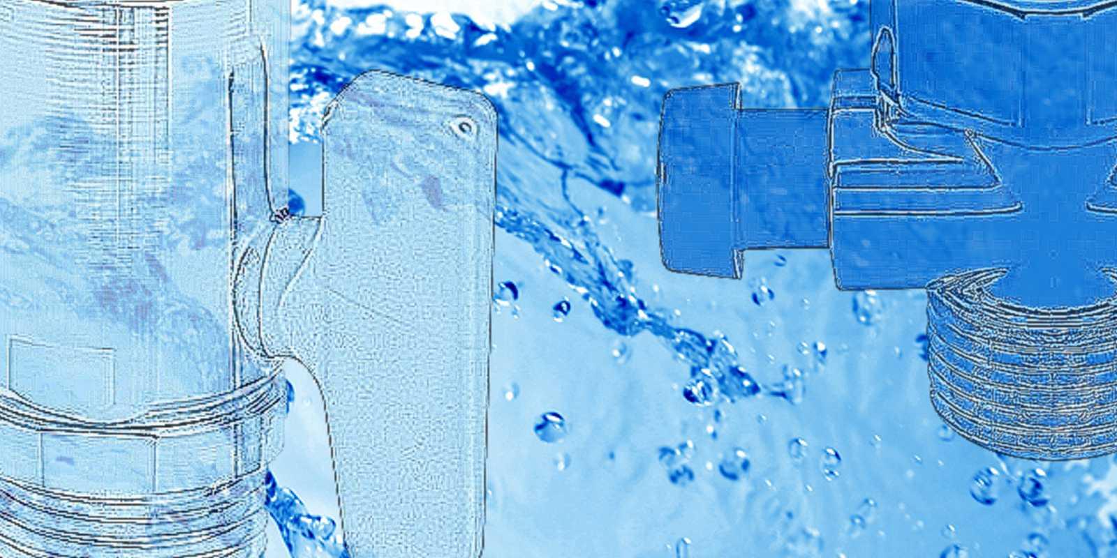 Dusch-Stopper zum Abstellen während des Einseifens