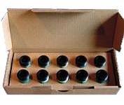 in praktischer Industrieverpackung / en emballage industriel / in industrial packaging