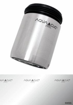 """Strahlregler zur Armatur """"Ecofleur"""": PUR 110400"""