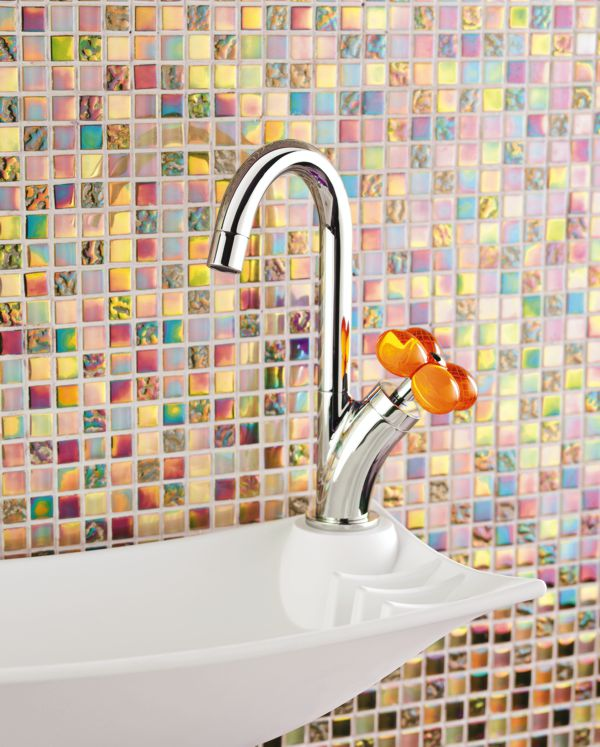Waschtischarmatur EcoFleur Ambre