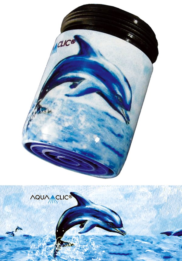 AquaClic Jumping Dolphin