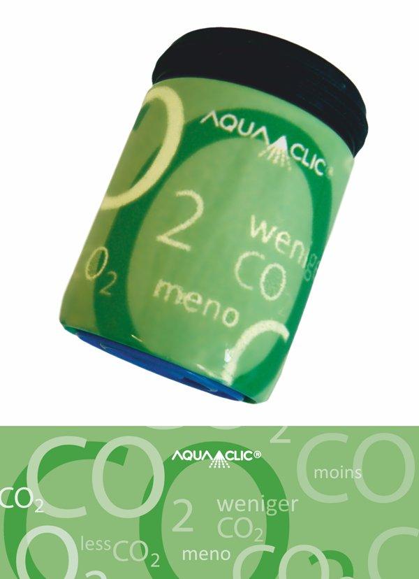 AquaClic Less CO2