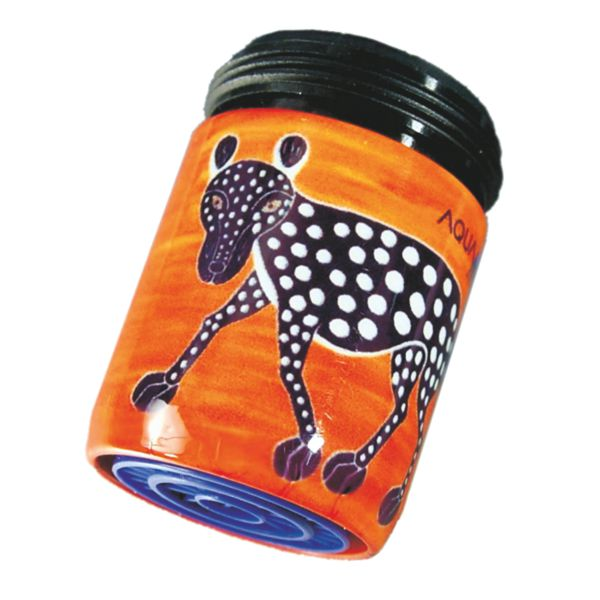 AquaClic Helvetas Tingatinga Leopard