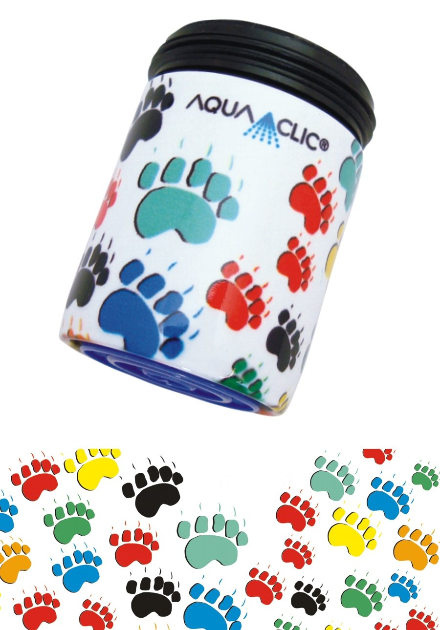 AquaClic Footprint