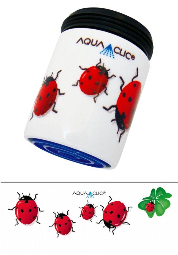 AquaClic Portafortuna