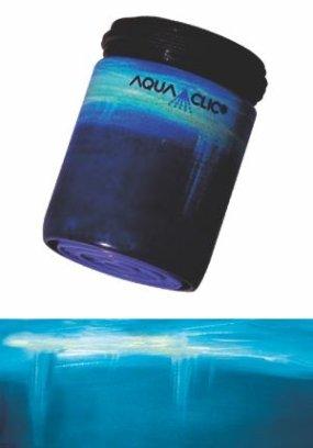 Aquaclic Pluie sur la mer