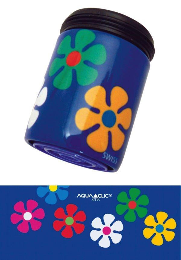 AquaClic Flower Power