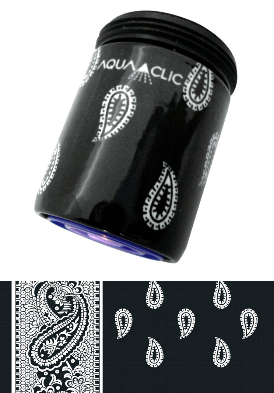 AquaClic Glarner Tüechli schwarz