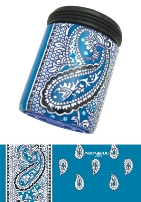 AquaClic Glarner Tüechli blue
