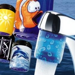 AquaClic coloured standard collection