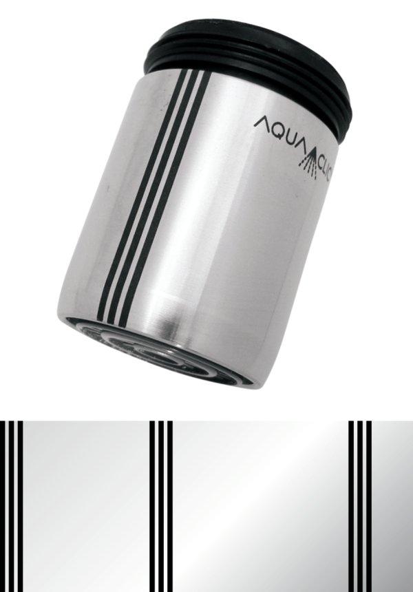 AquaClic Inox Lignes