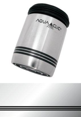 AquaClic Inox Cercles
