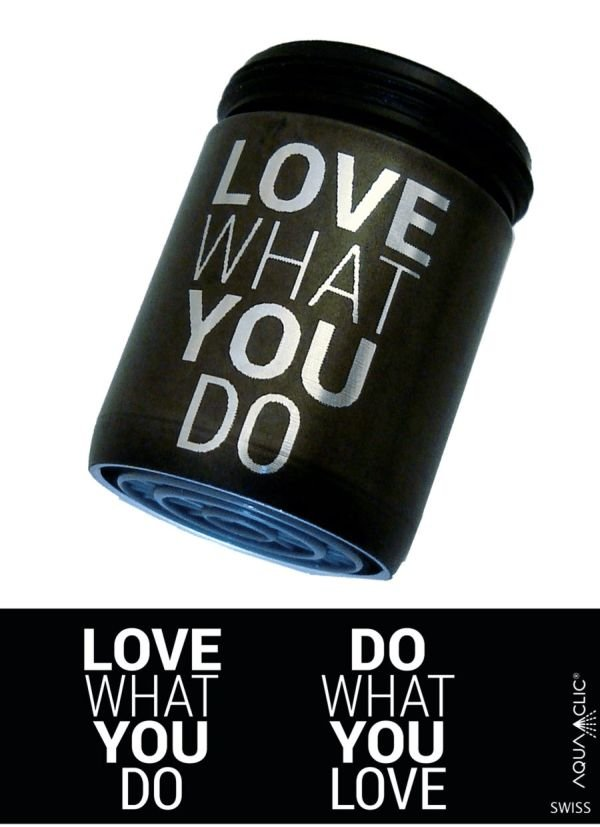 AquaClic Inox Love what you do