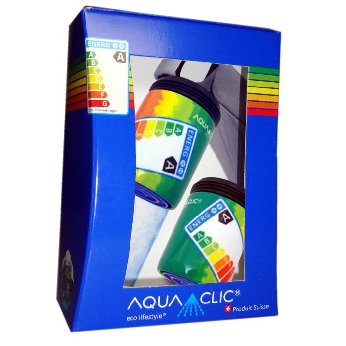 AquaClic Box Duo EnergieEtikette A
