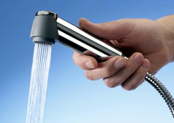 AquaClic PRECISION Shower Head