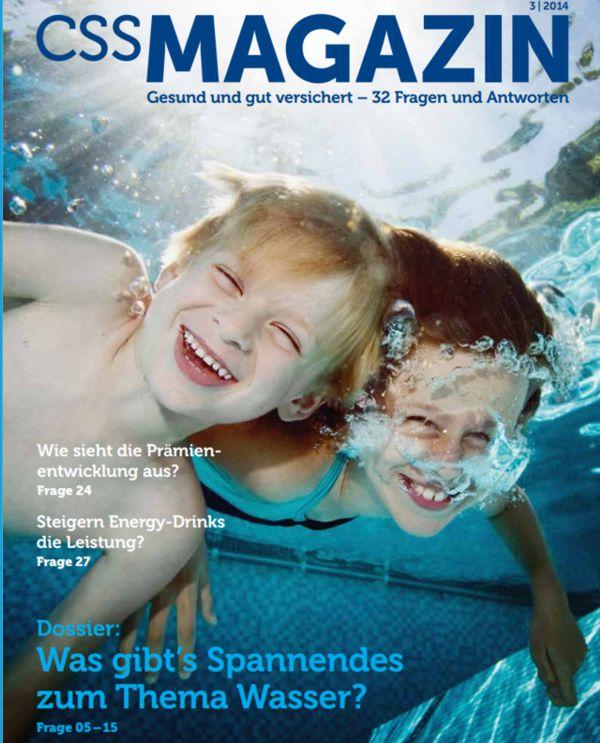 Css Versicherung Gesundheit Projektbeispiele Aquaclic In