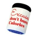 AquaClic Excuses don't burn Calories