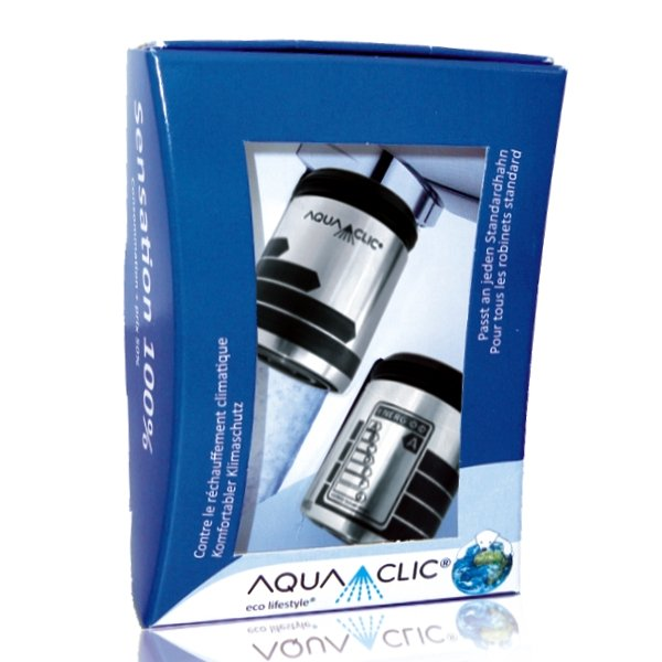 AquaClic Box Duo A Inox