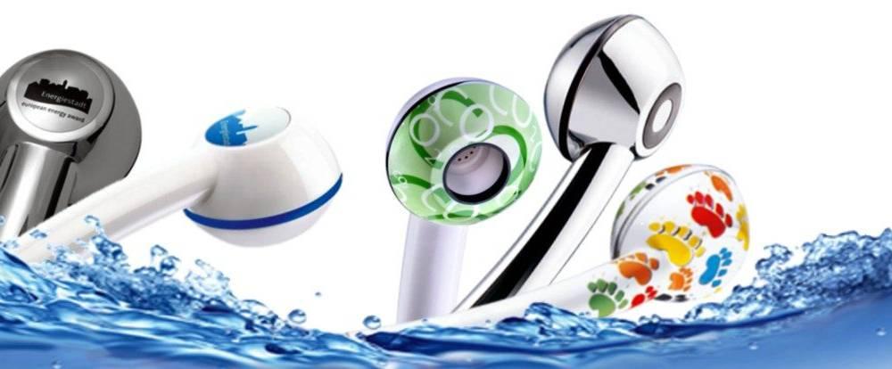 se doucher avec comfort et la douchette économiseur aquaclic clima