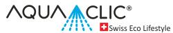 Wassersparen mit AquaClic
